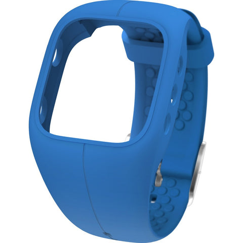 Polar A300 Fitness & Activity Tracker Watch Wrist Strap | Blue 91054249