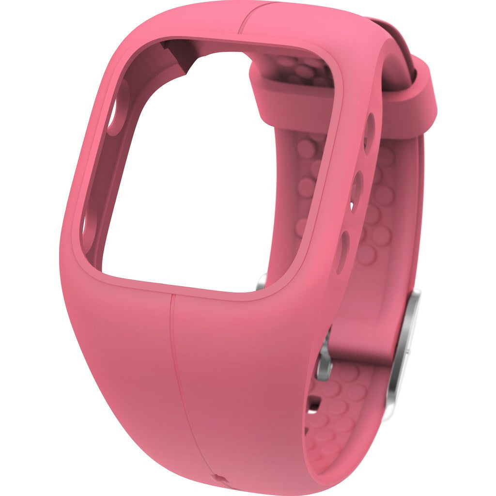 Polar A300 Fitness & Activity Tracker Watch Wrist Strap | Pink 91054247