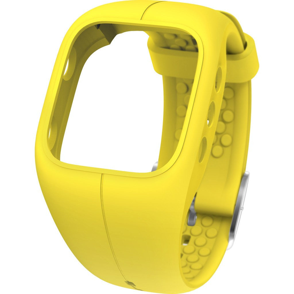 Polar A300 Fitness & Activity Tracker Watch Wrist Strap | Yellow 91054250