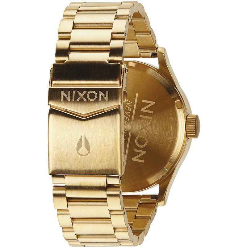 Nixon Sentry SS Men's Watch | All Gold / Black
