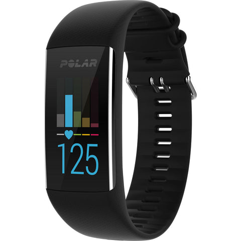 Polar A370 GPS Fitness Tracking Watch | Black