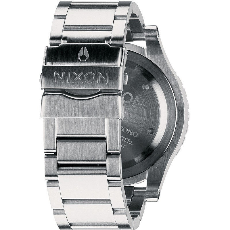 Nixon 48-20 Chrono Men's Watch | Black