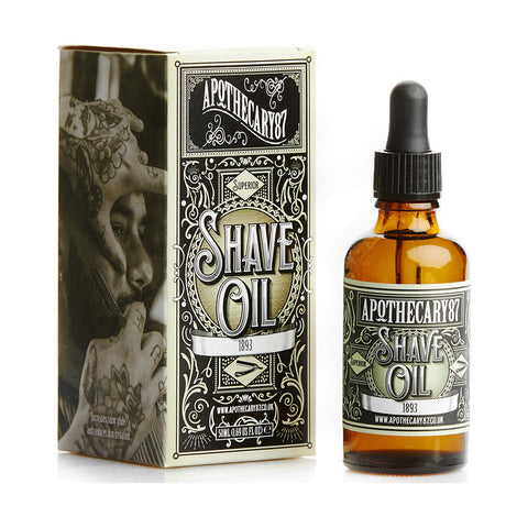 Apothecary 87 Shave Oil | Original Recipe SO-2