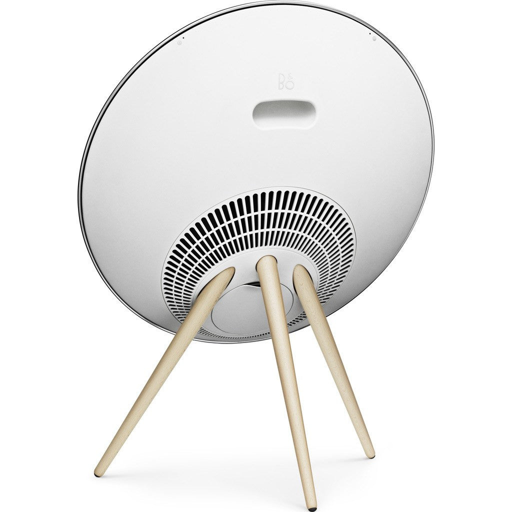 bang and olufsen a9. bang \u0026 olufsen beoplay a9 us speaker | white/maple 1200232 and