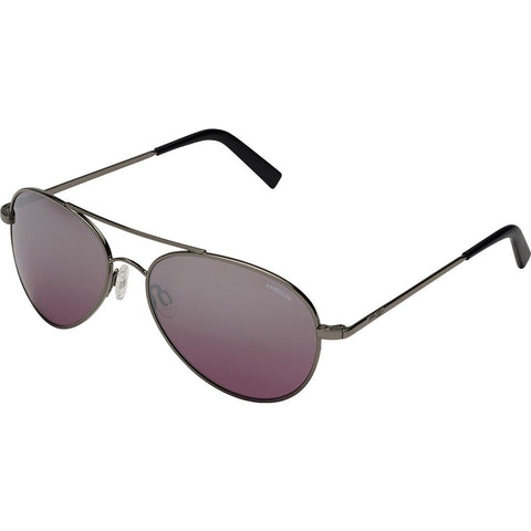 Randolph Engineering Coronado Gun Metal Sunglasses | Midnight Metallic Nylon AR Skull 57MM AA7R409-2-NY