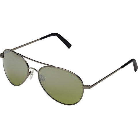 Randolph Engineering Coronado Gun Metal Sunglasses | Jade Metallic Nylon AR Skull 57MM AA7R410-2-NY
