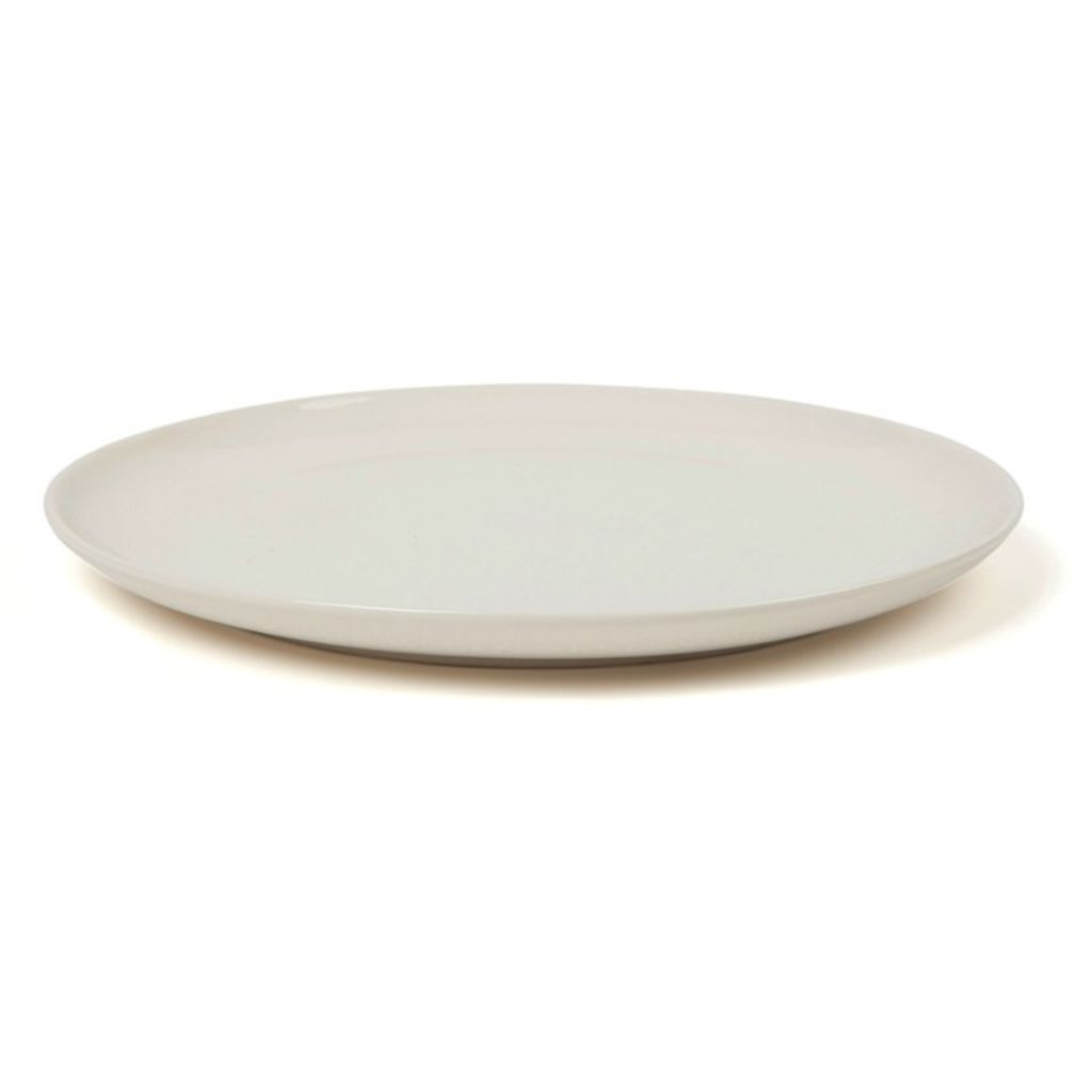 Another Country Stoneware Dinner Plate | Cream