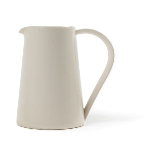 Another Country Stoneware Pitcher | Cream