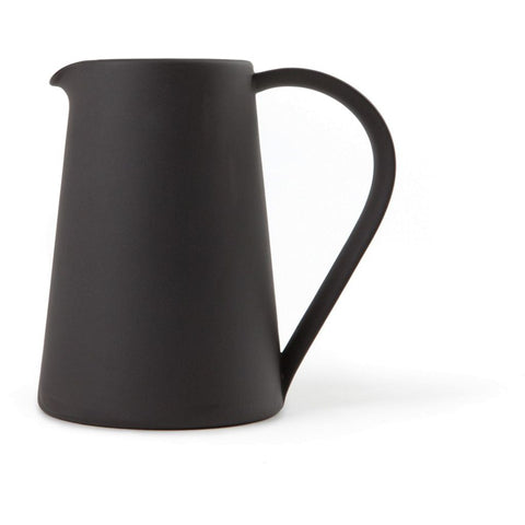 Another Country Stoneware Pitcher | Black
