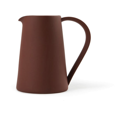 Another Country Stoneware Pitcher | Terracotta
