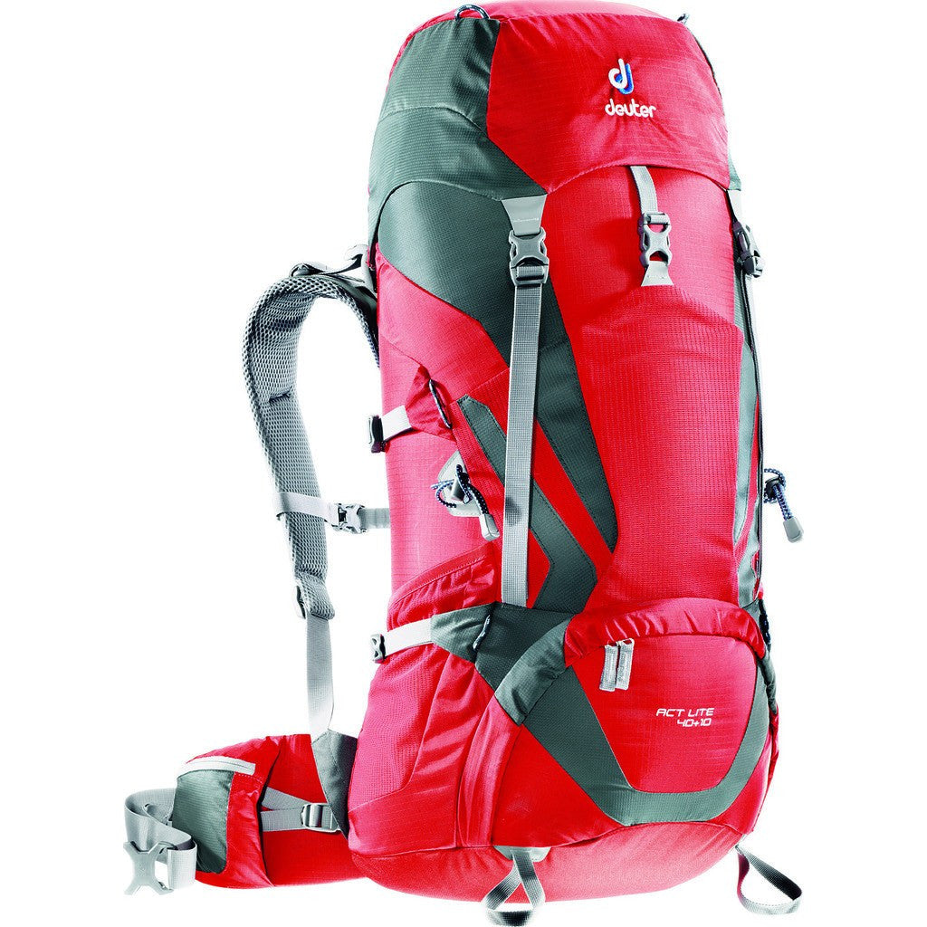Deuter ACT Lite 40L Trekking Backpack | Fire/Granite 3340115 55100