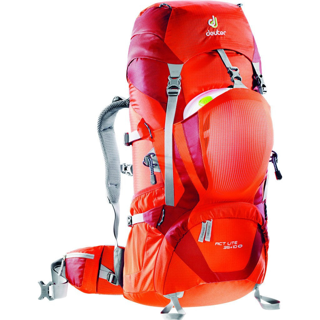 Deuter ACT Lite 35L SL Women's Trekking Backpack | Papaya/Lava 3340015 95030