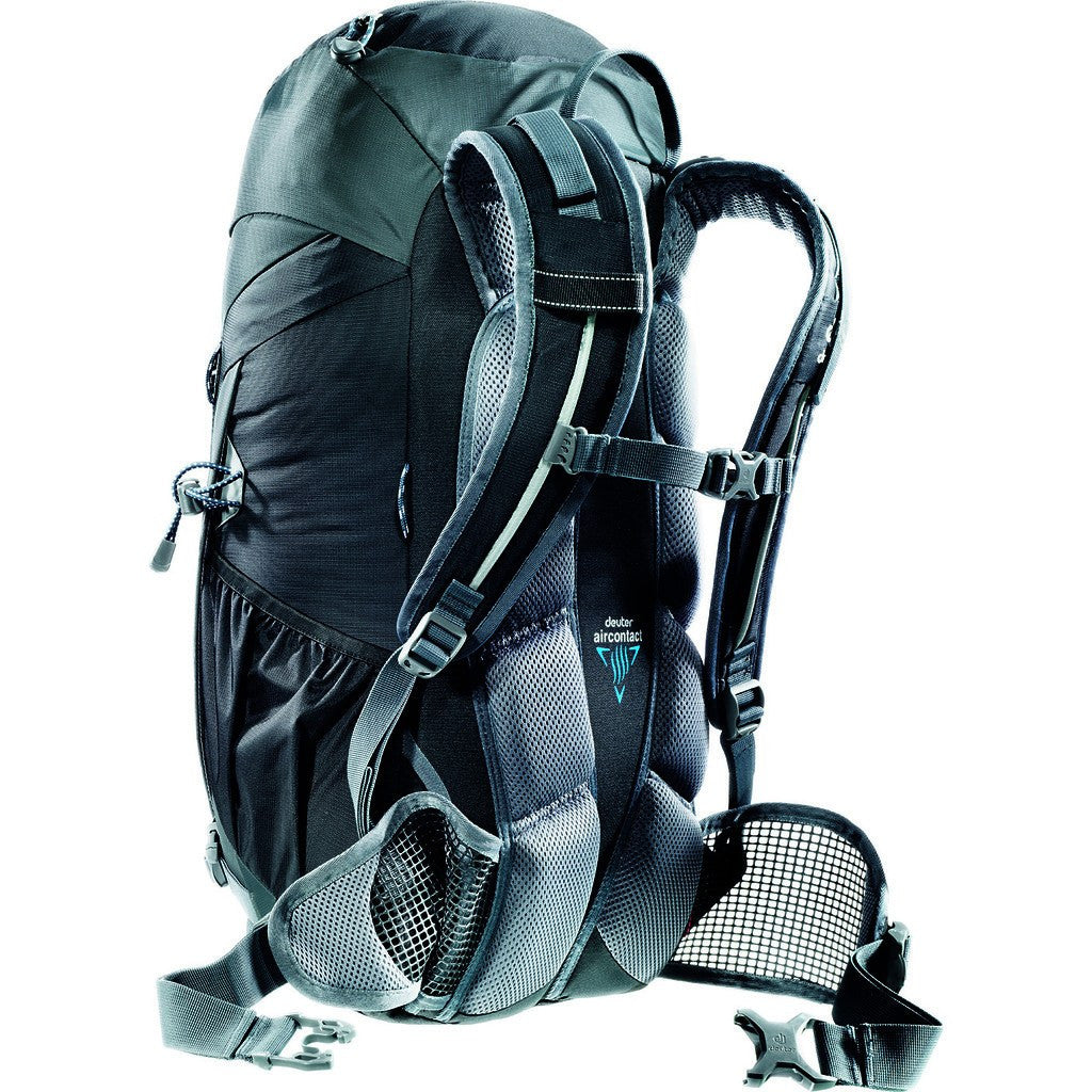 Deuter ACT Trail 30L Hiking Backpack | Black/Granite 3440315 74100