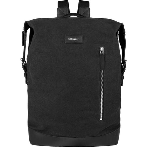 Sandqvist Adam Backpack | Black SQA738