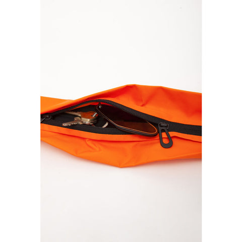 Cote & Ciel Adda Smooth Shoulder Strap | Orange
