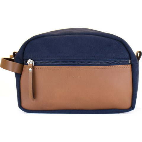 Sandqvist Adrian Wash Bag | Blue