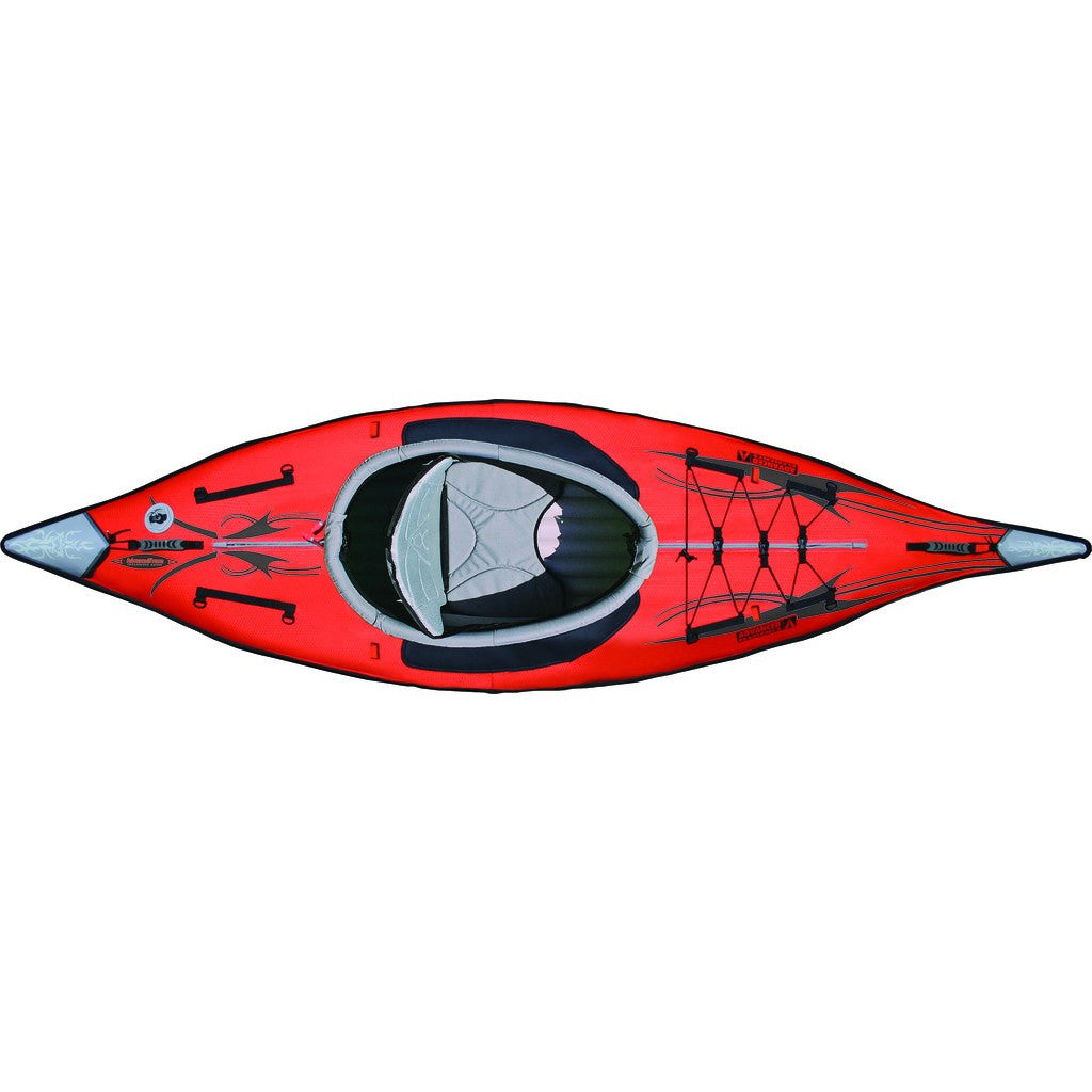 Advanced Elements AdvancedFrame Kayak | Red/Gray AE1012-R