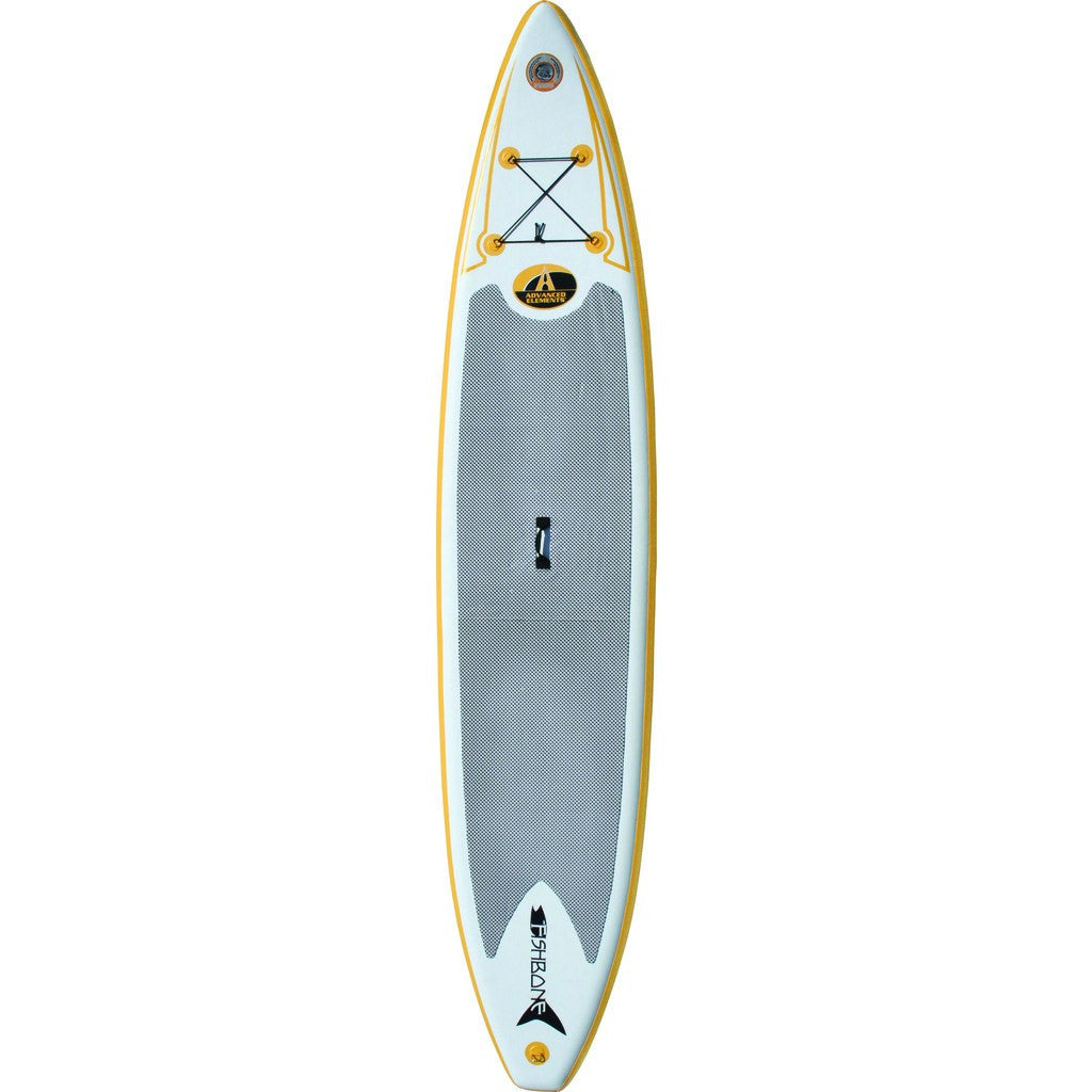 Advanced Elements Fishbone EX SUP | White/Orange AE1064