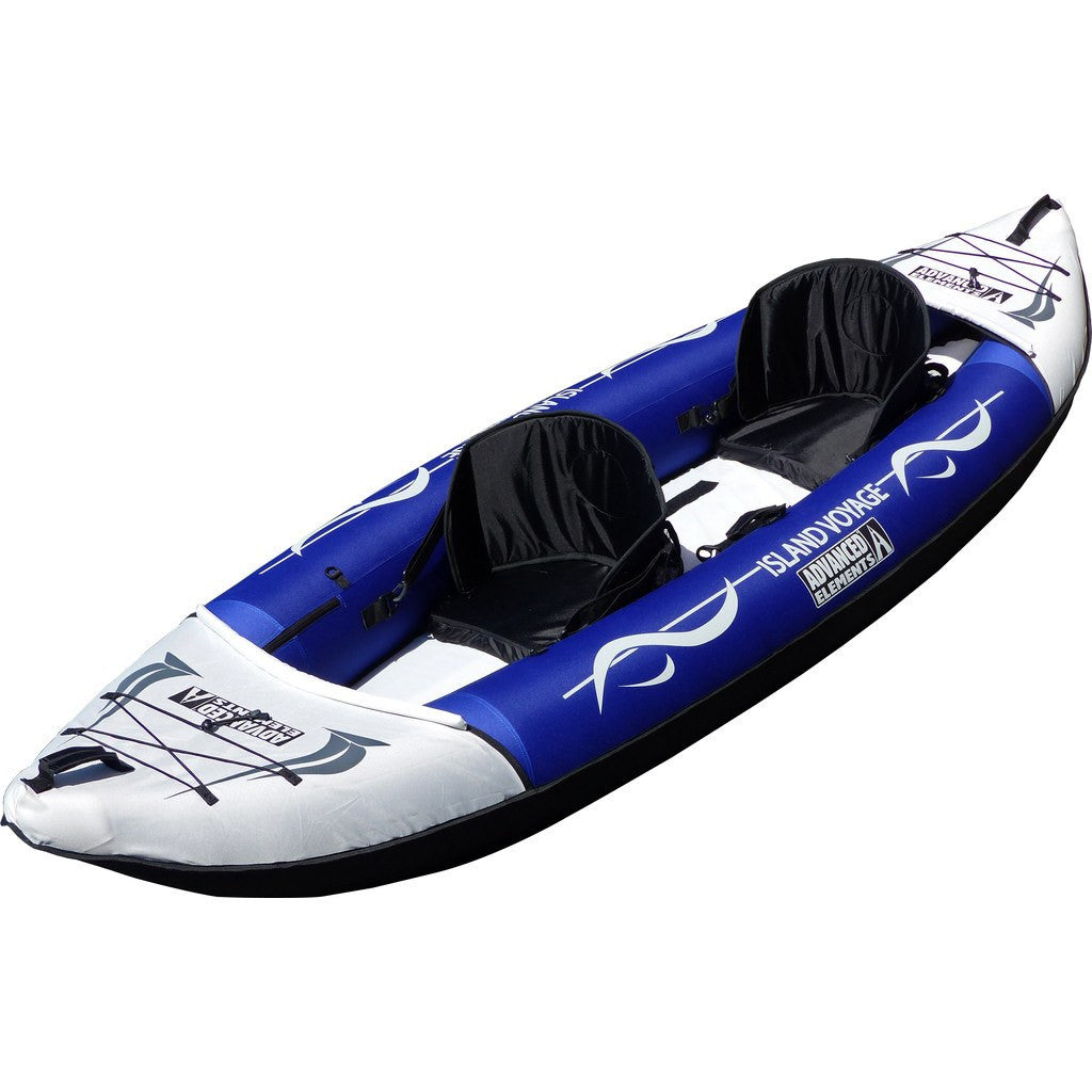 Advanced Elements Island Voyage2 Kayak | Blue/Black AE3023