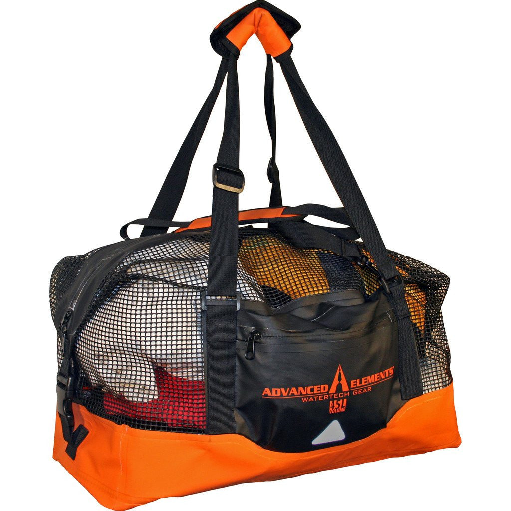Advanced Elements Funk Bag | Orange/Black AE3504