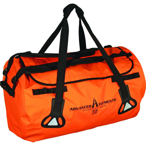Advanced Elements Abyss All-Weather Duffel Bag | Orange/Black AE3505
