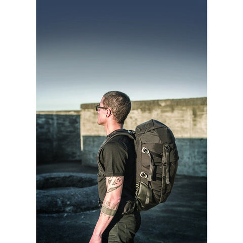 Alchemy Equipment AEL003 35L Top Load Daypack | Black