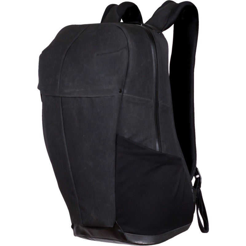 Alchemy Equipment 20L Softshell Daypack | Black Slub Weave