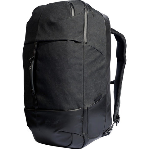 Alchemy Equipment AEL008 Carry On Hybrid Backpack | Black Wax