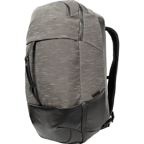 Alchemy Equipment Carry On Duffel Backpack | Black Slub Weave AEL008-BSW