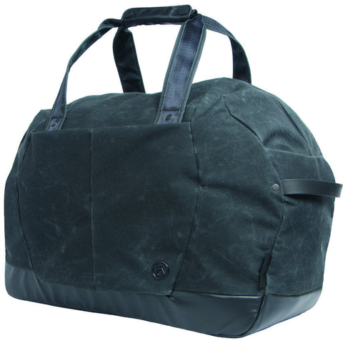 Alchemy Equipment Weekender Duffel | Black Wax AEL011-BLW