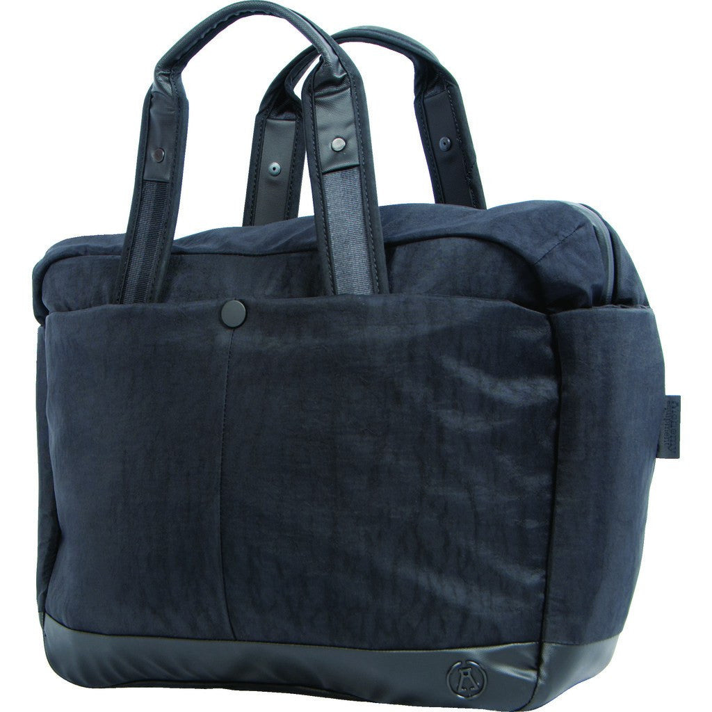 Alchemy Equipment Convertible Satchel | Black Marble AEL014-BLM