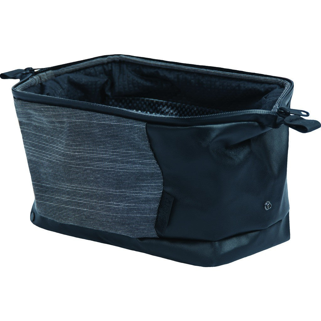 Alchemy Equipment Dopp Kit Bag | Black Slub Weave AEL015-BSW