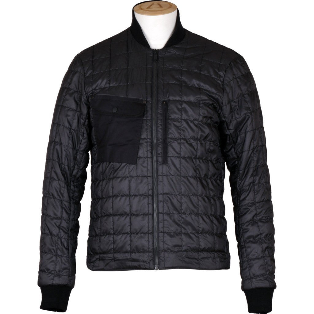 Alchemy Equipment Primaloft® ZI/ZO Liner Jacket | Black AEM015