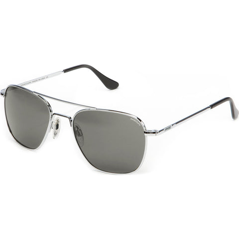 Randolph Engineering Aviator Bright Chrome | Gray Skull- Af020