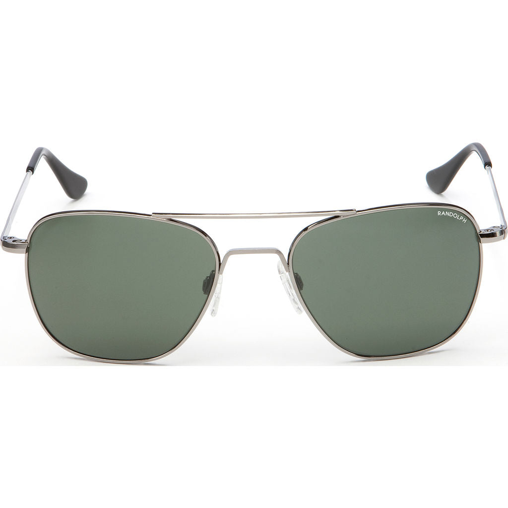 Randolph Engineering Aviator Gun Metal | AGX Polarized Skull- Af044