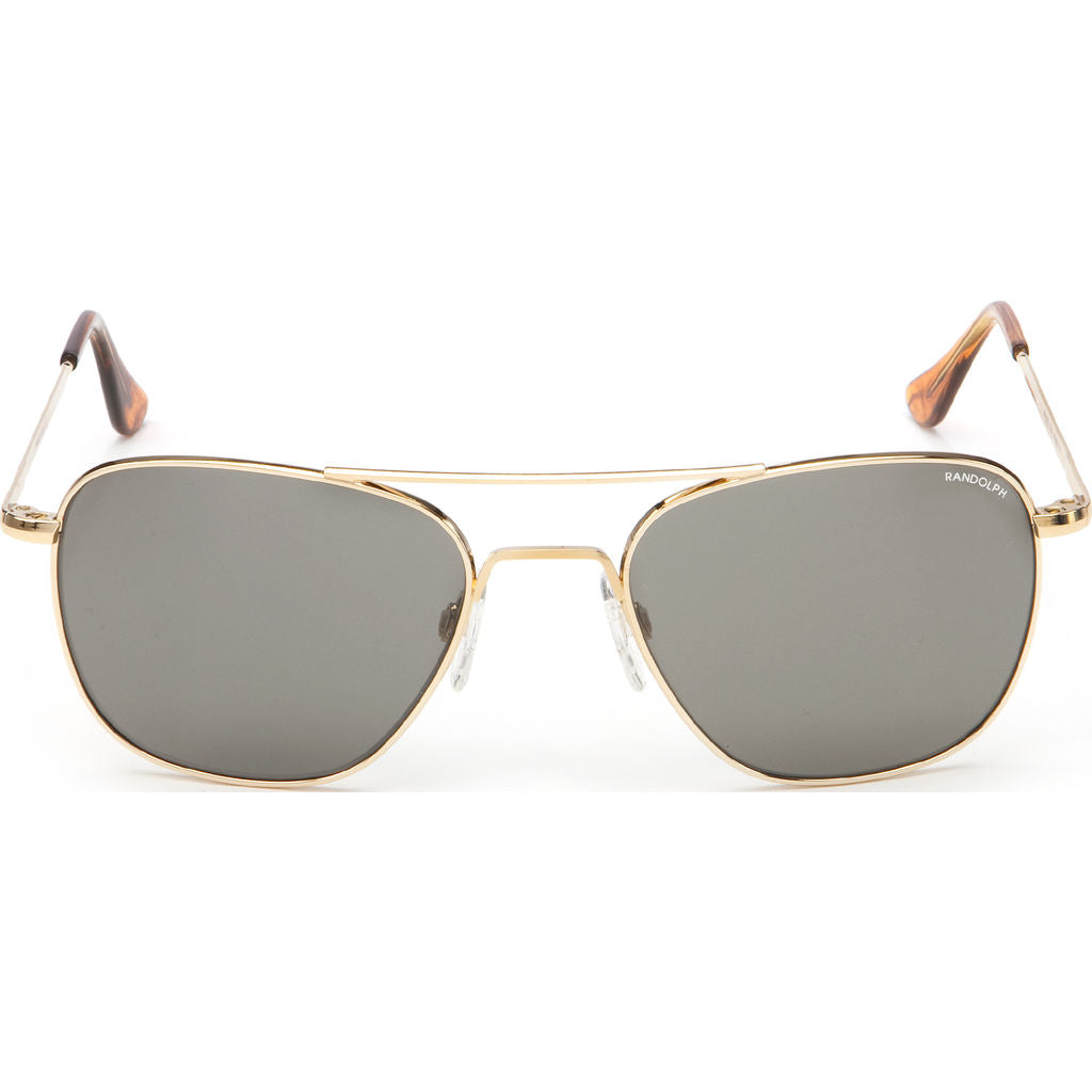 Randolph Engineering Aviator Gold 23K | Gray Skull- Af050