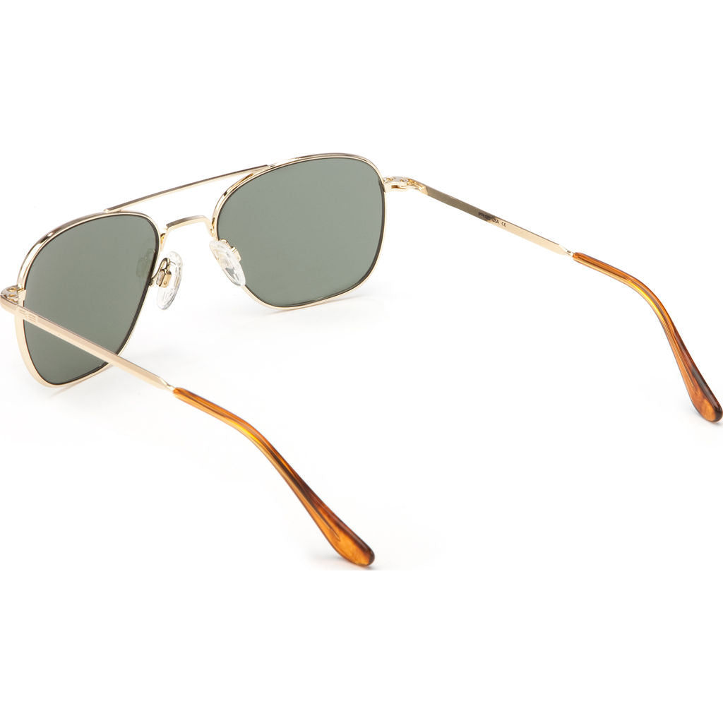 a39870df6290c Randolph Engineering Aviator 23K Gold Sunglasses