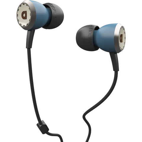 Audiofly AF33M In-Ear Headphone with Clear-Talk™ | Kingswood Blue