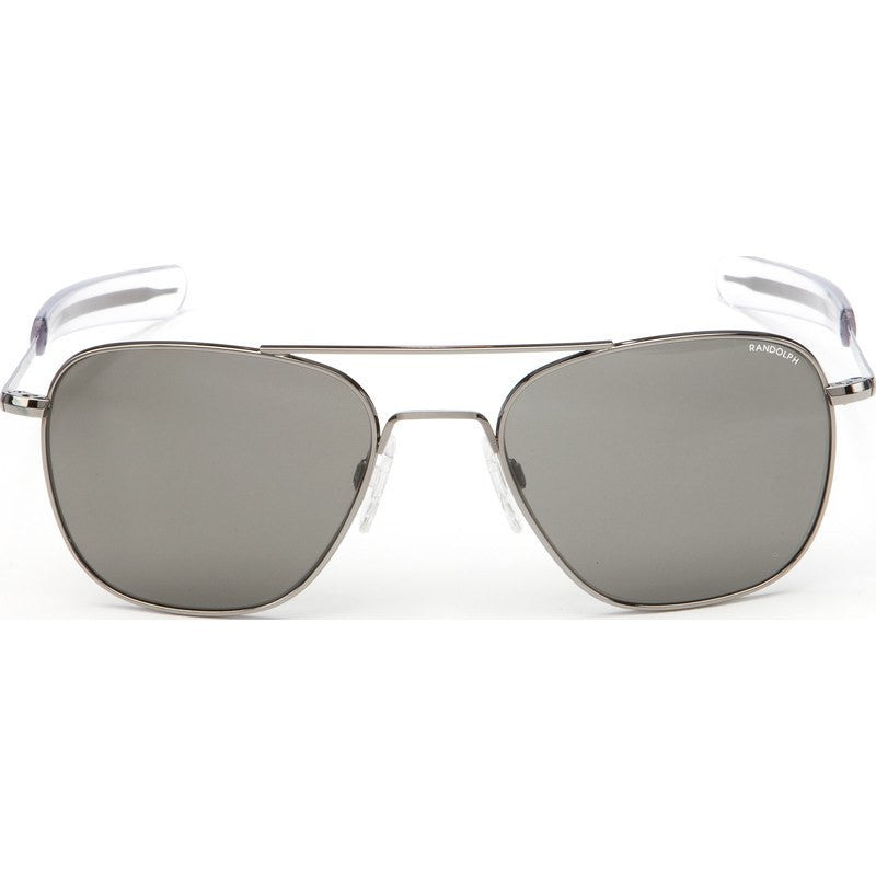 Randolph Engineering Aviator Gunmetal Sunglasses | Gray Bayonet