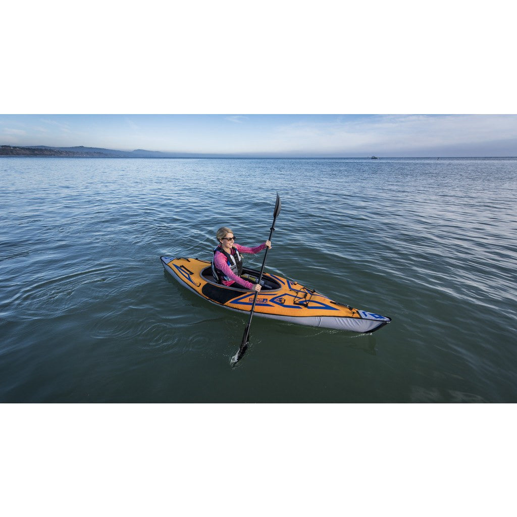 Advanced Elements AdvancedFrame Sport Kayak | Orange/Blue AE1017-O