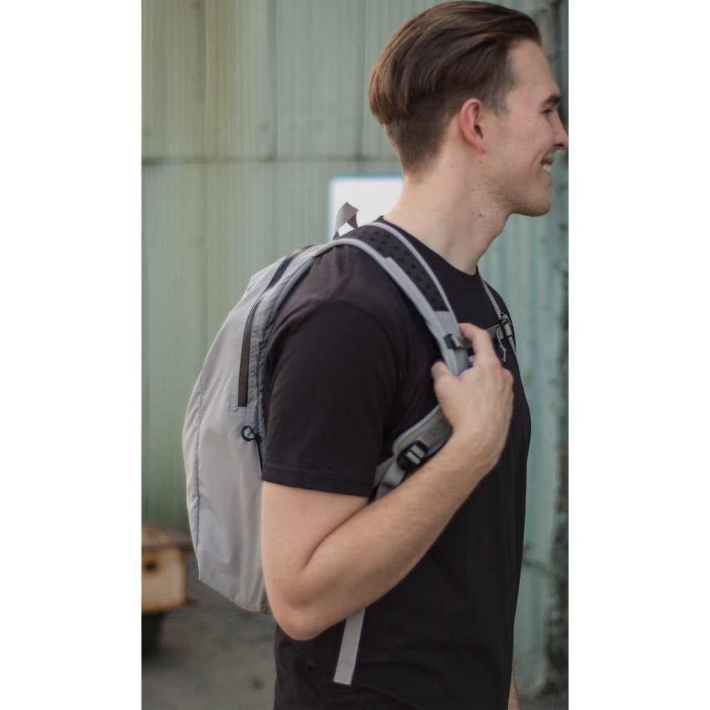 Tessel Anti-Gravity Modular Backpack | Lunar Gray