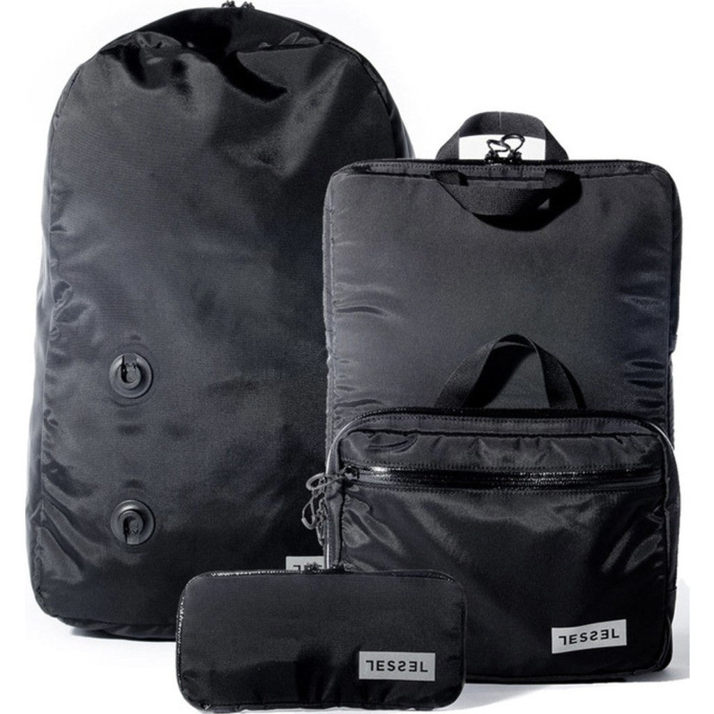 Tessel Anti-Gravity Modular Backpack | Deep Space Black