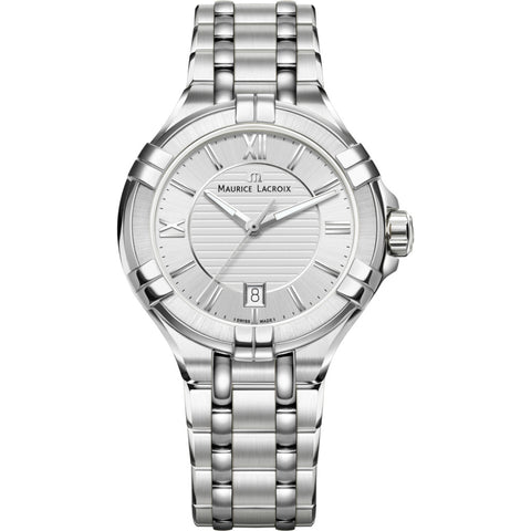Maurice Lacroix Women's Aikon 35mm Watch  | Silver AI1006-SS002-130-1