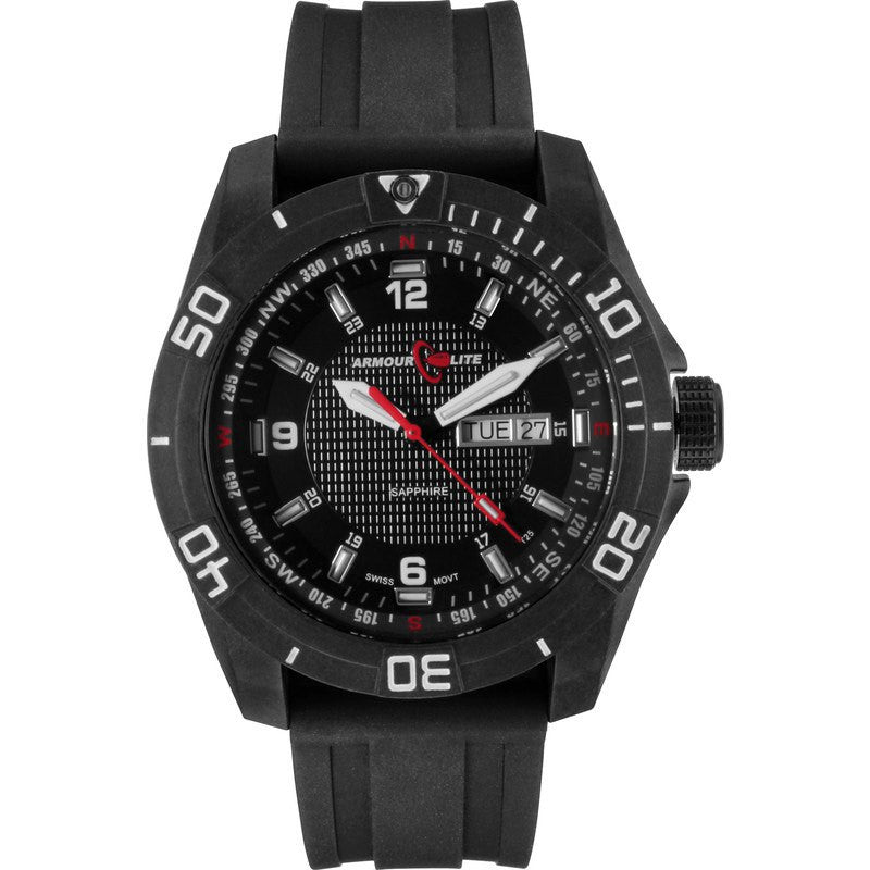 Armourlite Navigator AL1001 Watch | Rubber