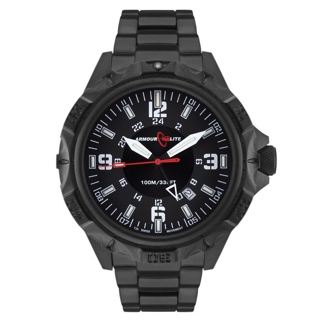 Armourlite Professional AL1403 Black Watch | Steel