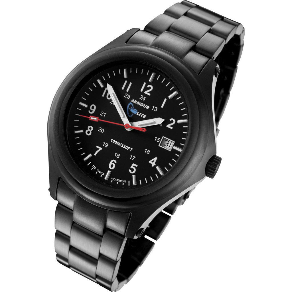 Armourlite Field AL304 Black Watch | Steel