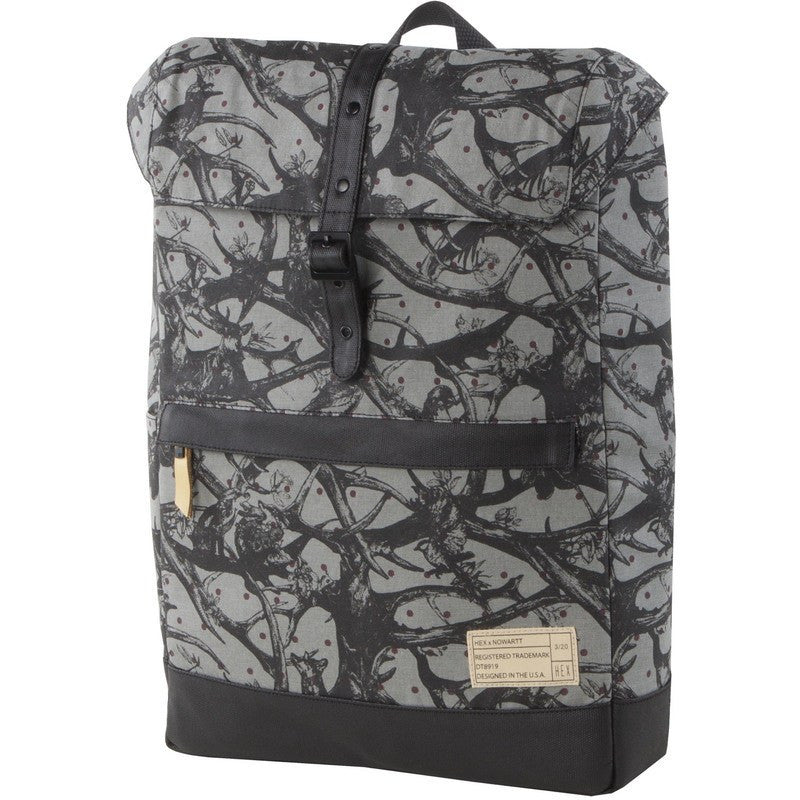 Hex x Nowartt Alliance Backpack | Grey