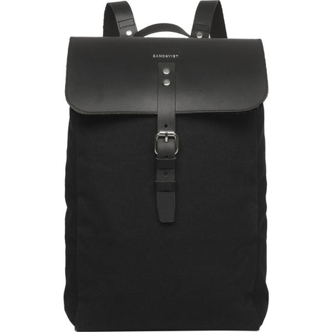 Sandqvist Alva Backpack | Black