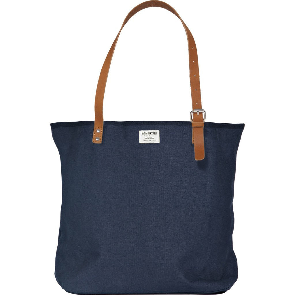 Sandqvist Andy Tote Bag | Blue SQA424