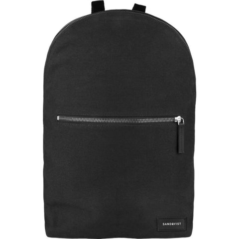 Sandqvist Alfons Backpack | Black SQA741